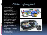 sibelius logickeyboard