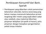 pembiayaan konsumtif dari bank syariah1