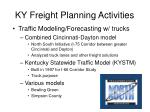 ky freight planning activities4
