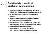 solicitari de consulturi antifumat la pneumolog