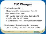 tjc changes1