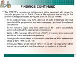 findings continued3