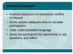 informed consent8