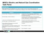 miso s electric and natural gas coordination task force