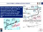easa form approach ban point1