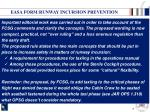 easa form runway incursion prevention
