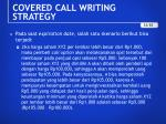covered call writing strategy2