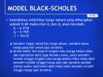 model black scholes4