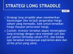 strategi long straddle