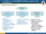 activiad 6 3 desarrollo de un sistema de gesti n del conocimiento