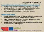 program k podnik n2