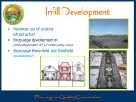 infill development