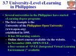 3 7 university level elearning in philippines
