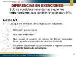 diferencias en exenciones3
