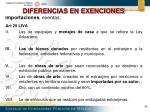 diferencias en exenciones4