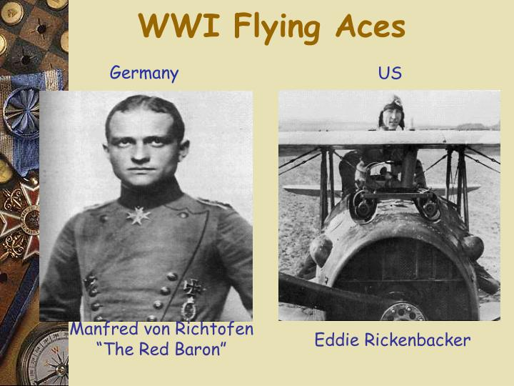 WWI Flying Aces