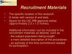 recruitment materials3