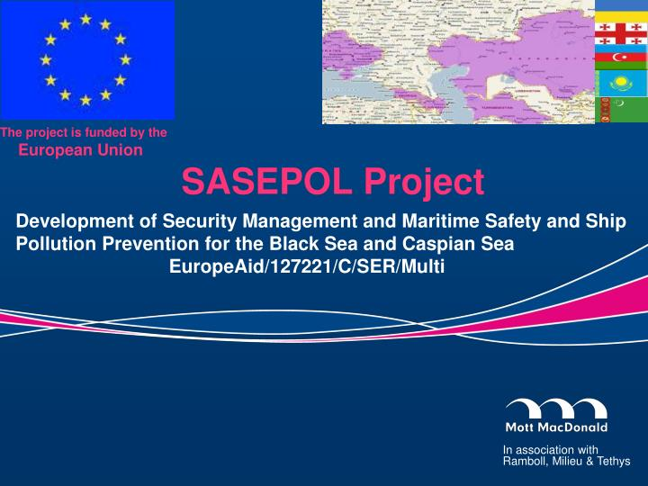 the project is funded by the european union sasepol project n.