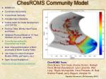 chesroms community model
