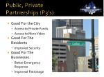 public private partnerships p3 s