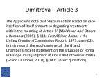 dimitrova article 31