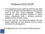 protocol 12 1 echr