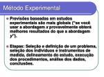 m todo experimental2