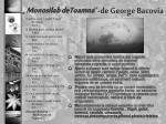 monosilab detoamna de george bacovia