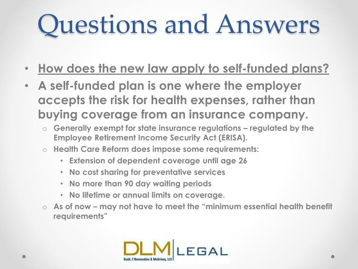 PPT - Health Care Reform: What comes next? PowerPoint ...