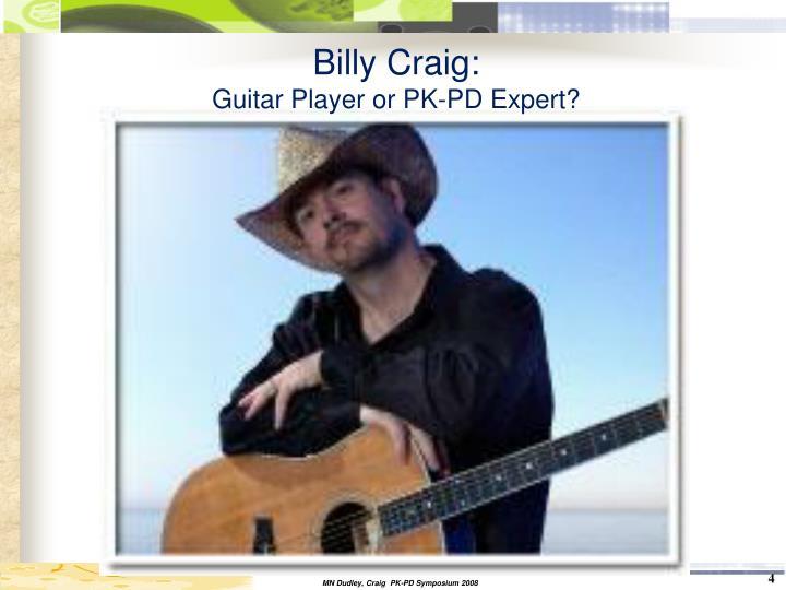Billy Craig: