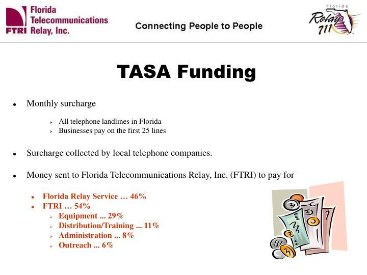 TASA Funding