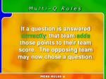 game rules1