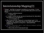 interrelationship mapping 2
