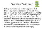 townsend s answer