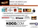 koco 5 koco com lead okc market