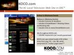 koco com the 1 local television web site in okc