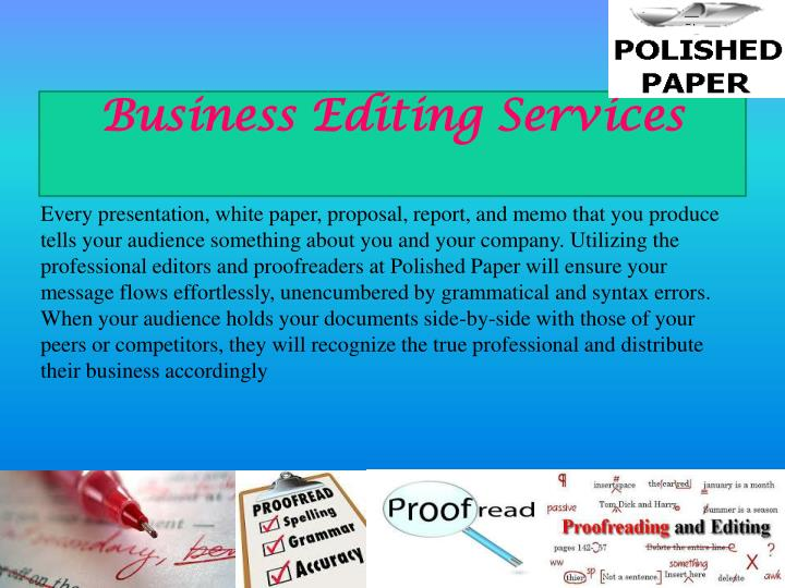 spanish proofreading services