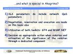 and what is special in akogrimo