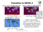 transition to geos 45