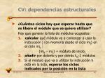 cv dependencias estructurales9