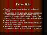 fabius pictor