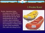 1 perahu karet
