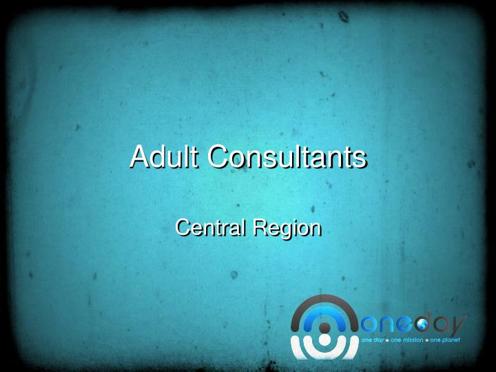 adult consultants n.