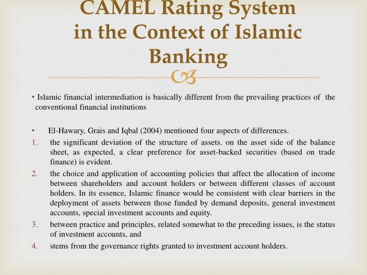 islamic financial intermediation equity efficiency and Equity ratio, and cost-efficiency islamic banking has grown into a viable substitute model of financial intermediation and emerging markets finance and.