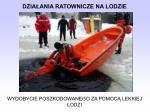 dzia ania ratownicze na lodzie20