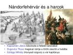 n ndorfeh rv r s a harcok