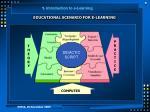 educational scenario for e learning