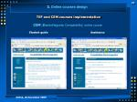 tef and cem courses implementation3