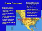 coastal component
