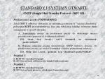 standardy i systemy otwarte smtp simple mail transfer protocol rfc 8214